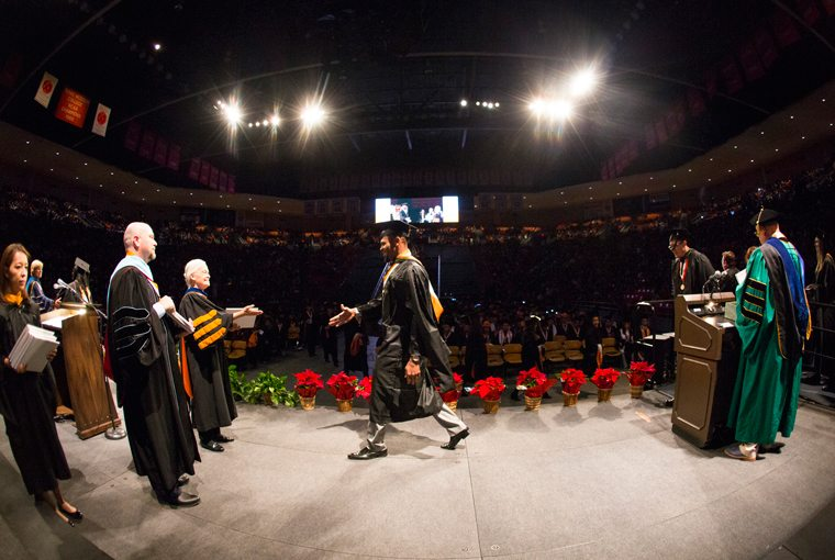 INFO+Story: UTEP to Celebrate 2017 Winter Commencement