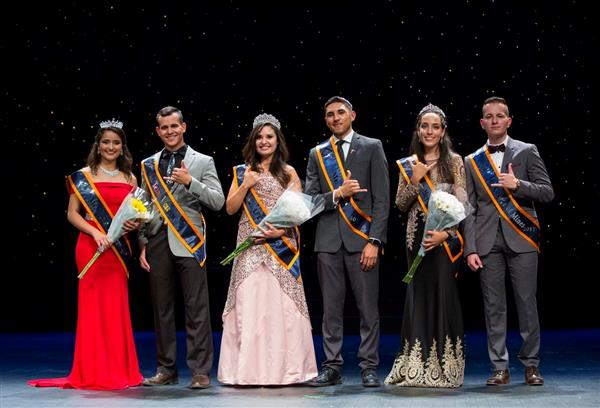 El Paso ISD Educator Crowned UTEP Homecoming Queen