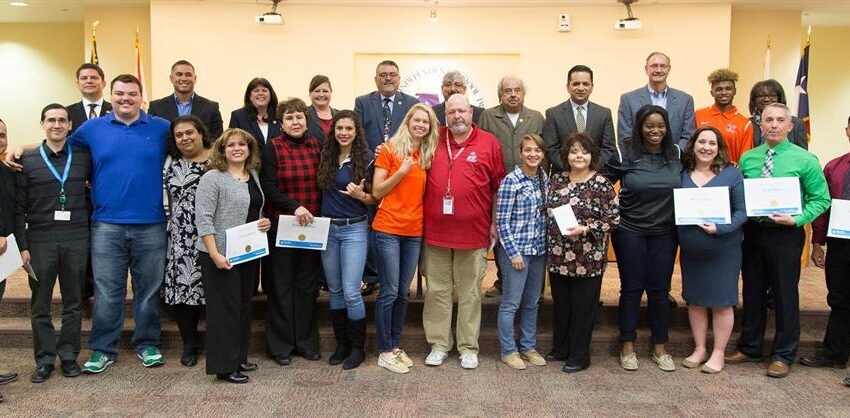 UTEP Athletics Recognizes SISD Teachers for Going the Extra Yard for Students
