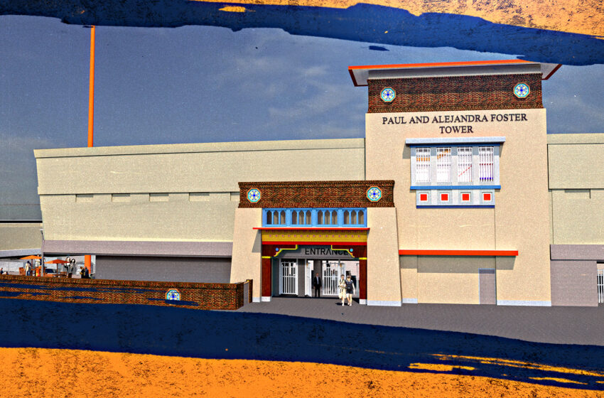 Paul and Alejandra Foster give $5.1m lead gift for Sun Bowl Renovation Project