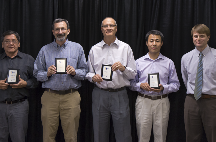 Four UTEP Faculty Awarded for Excellence in Student Research Mentoring