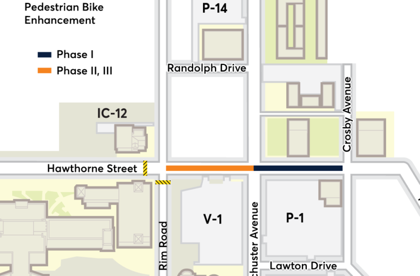 UTEP to Close Part of Hawthorne Street for Enhancement Project