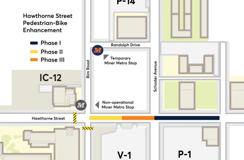 Map+Story: Hawthorne Street Project at UTEP to Start Phase III