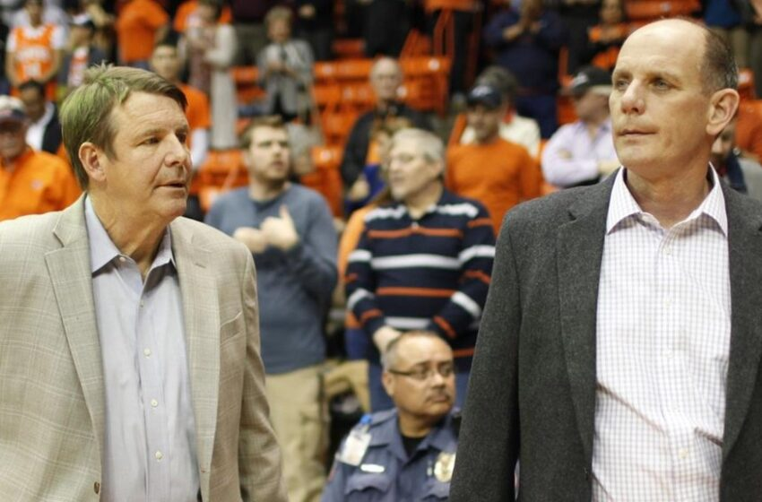 UTEP Names Phil Johnson Interim Men's Basketball Coach