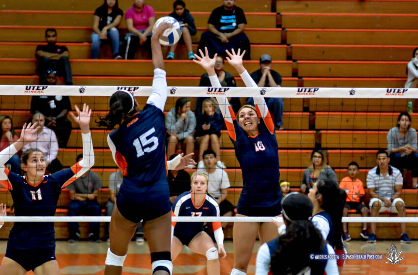 UTEP Volleyball ends Fall Preseason with Doubleheader Split