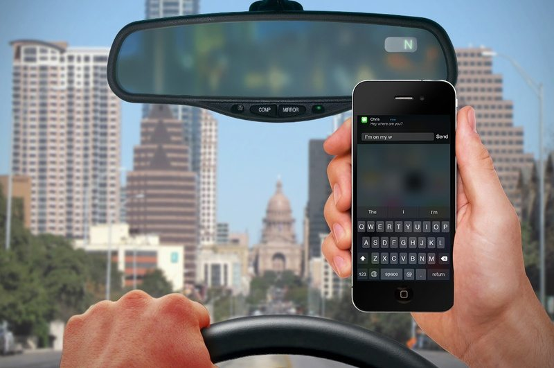 Gov. Abbott Signs Statewide Ban on Texting while Driving