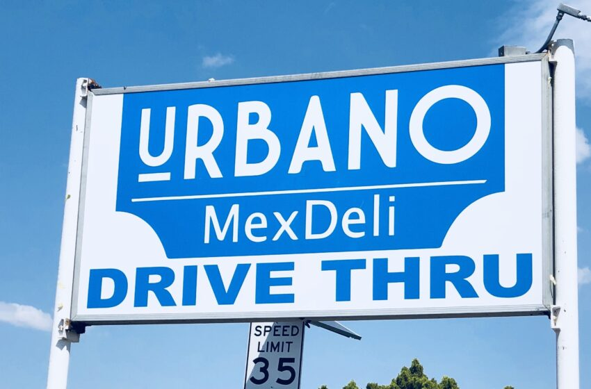 Inspired by LA, Powered by Family, Urbano MexDeli Opens in Central El Paso