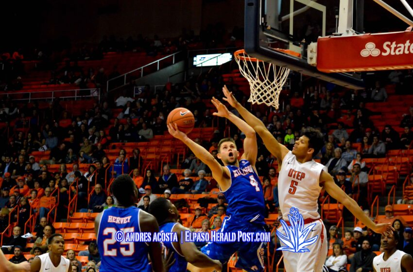 UT Arlington drops UTEP 76-62; 2nd loss in a row for Miners