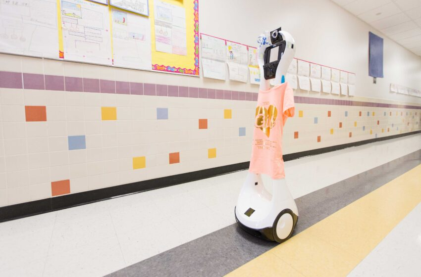 Socorro ISD Homebound Student to Rejoin Classroom using VGo Robot