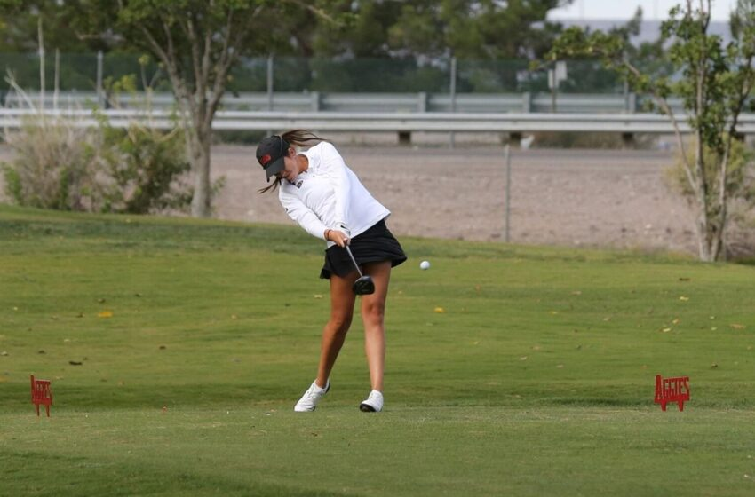 Miners Extend Lead At NM State Aggie Invitational
