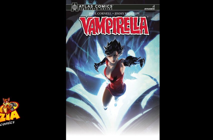 TNTM: Vampirella Returns in All New Number One
