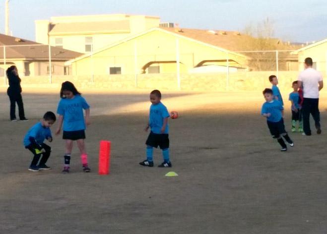 Socorro ISD's VASSP Program Gears up for Soccer Playoffs