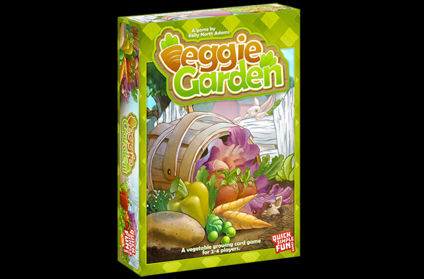 TNTM: How to play Veggie Garden from Quick Simple Fun