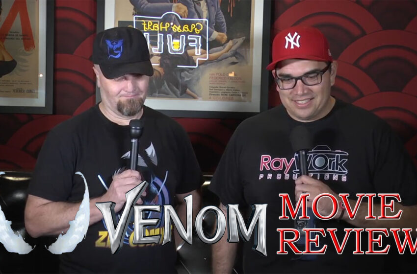 Video+Story: Venom Movie Review