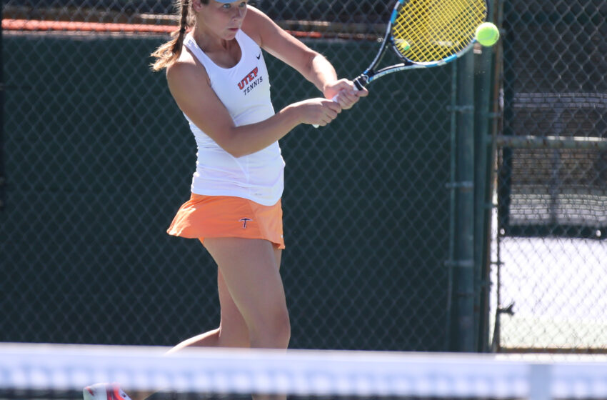 UTEP Tennis Takes Down Wyoming, 4-3