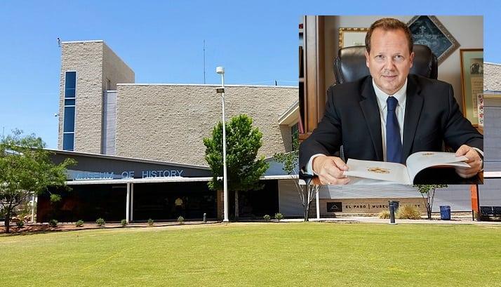 City of El Paso Appoints Director to Lead El Paso Museum of History
