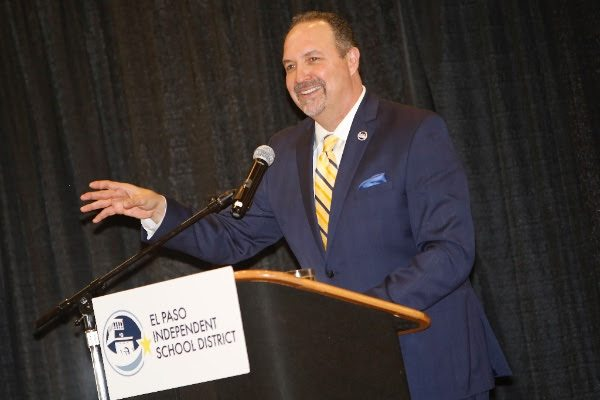 Video+Story: EPISD Superintendent Cabrera Delivers State of the District Address