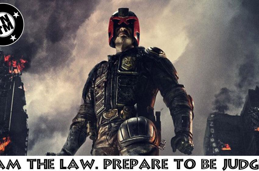 TNTM Judge Dredd new series discussion