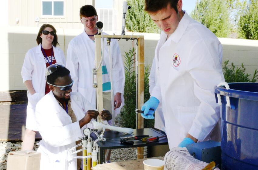 NMSU to host International Environmental Design Contest