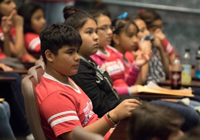 Socorro ISD WIN Academy Students Celebrate year of STEAM Training via Tech-E Program
