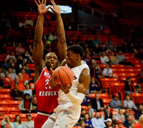 Turnovers Take Toll as Western Kentucky Tops UTEP 72-60