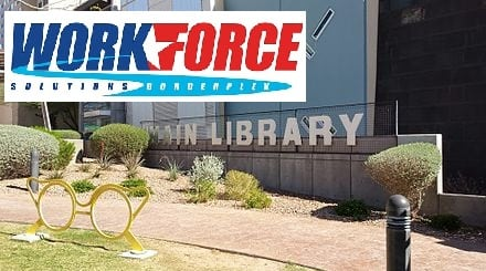 Workforce Solutions Borderplex Moving Into Downtown Library