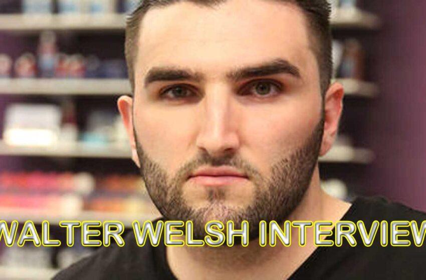 Audio: SyFy Faceoff SFX Make Up Artist Walter Welsh Interview