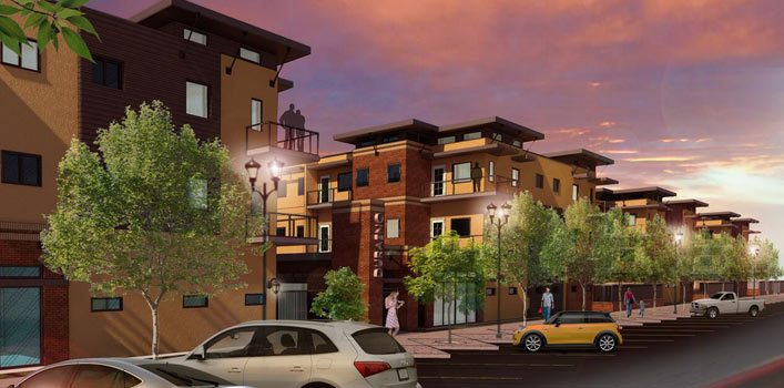 Local Firm Announces New Apartments for Spaghetti Bowl Area