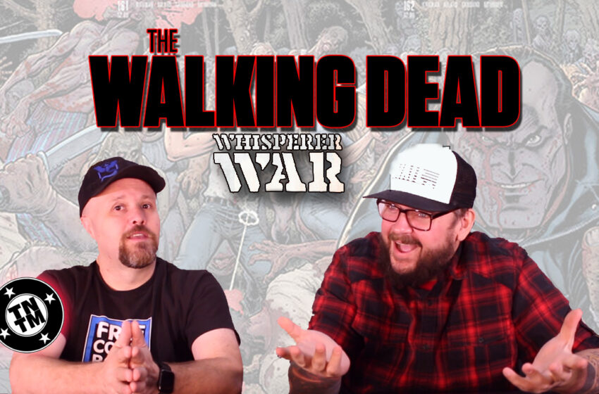 Video+Story: Walking Dead Season 9 Whisperer War
