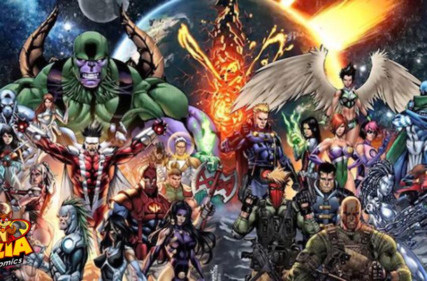 TNTM: DC Comics Wildstorm relaunch