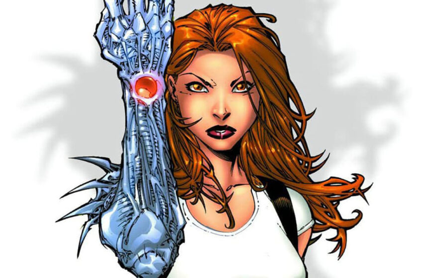 TNTM: Witchblade series in development at NBC