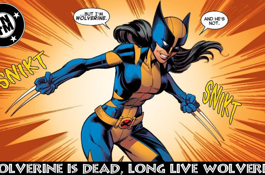 TNTM Laura Kinney X-23 is All New Wolverine