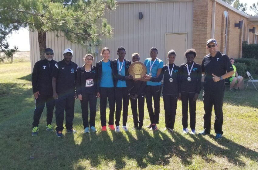 EPCC Cross Country Continues Top Five Rankings