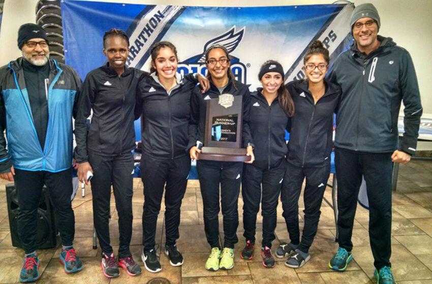EPCC Half Marathon Teams Place at Nationals