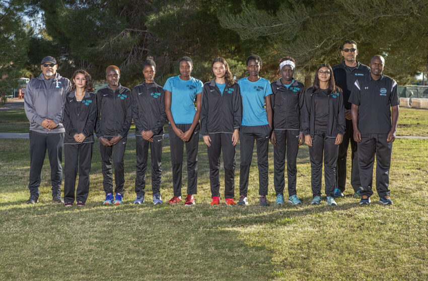 EPCC Cross Country Steady in Current Rankings as National Championship Nears