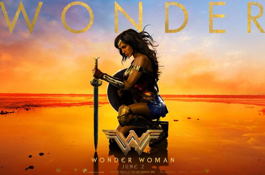 TNTM: DC Comics Wonder Woman movie
