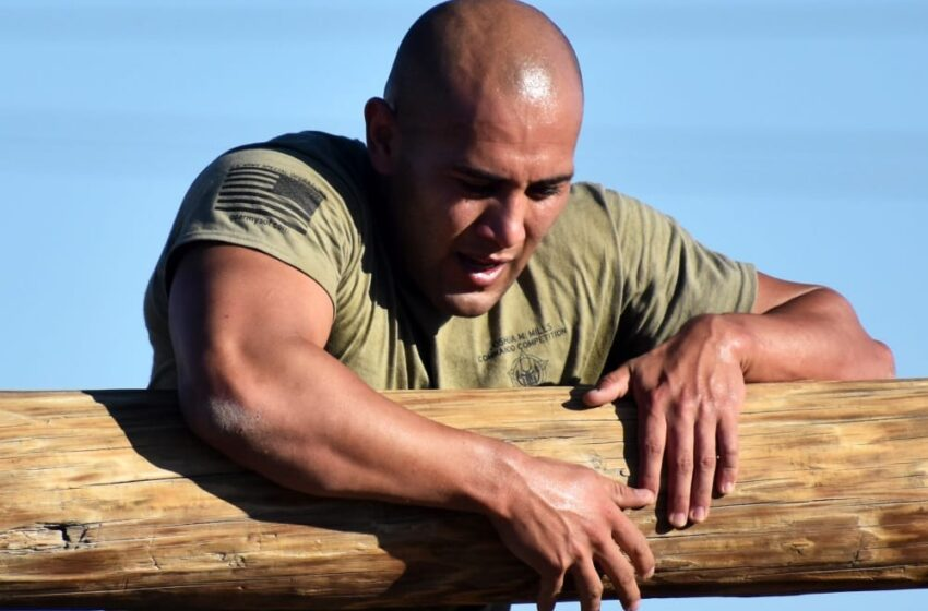 Staff Sgt. Joshua M. Mills Commando Competition: 12 Teams Give it Their All for Fallen Service Members