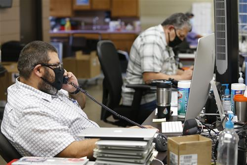 El Paso ISD's Information Tech Department keeping district connected during distance learning