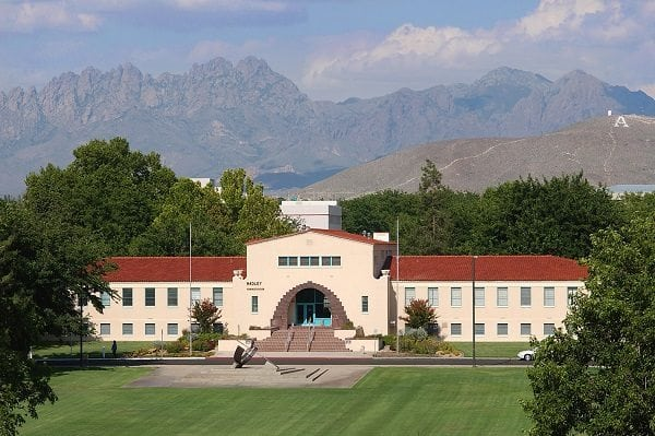 NMSU Named to Top 20 Among 2017-2018 Best Online Colleges