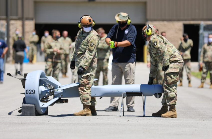 JMC gathers Soldier feedback on possible replacements for Shadow UAS