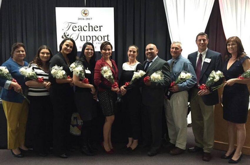 Top 10 Ysleta ISD Teachers of the Year Announced