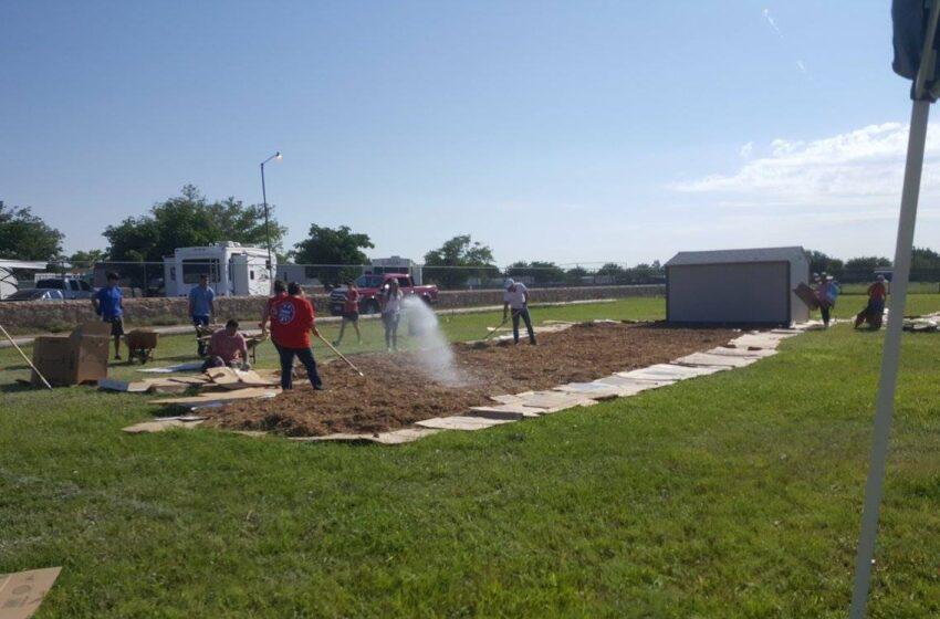 City Grant Program Creates Community Garden in Northeast El Paso