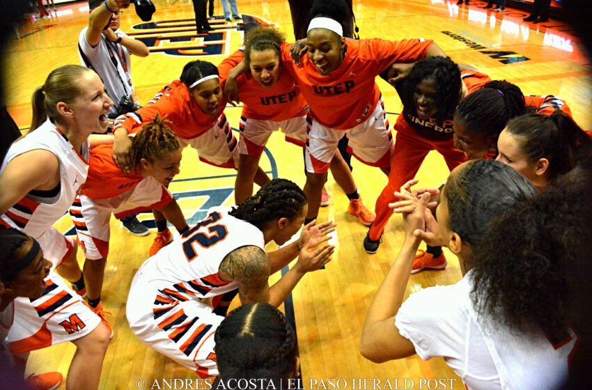 Story in Six (or More) Pics: Miners down Arkansas St 74-68