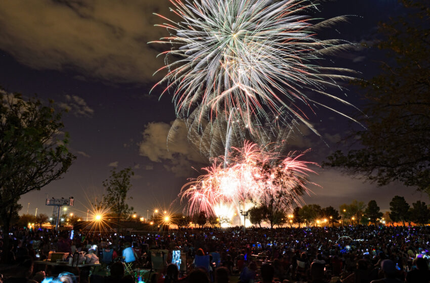 Fourth of July Spectacular Set for GECU Presents Music Under the Stars