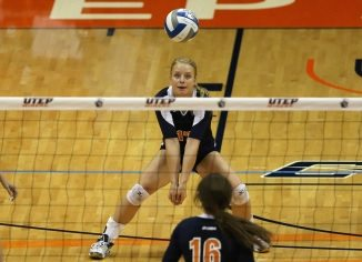 UTEP Volleyball Prepares to Face Texas Tech Monday Night