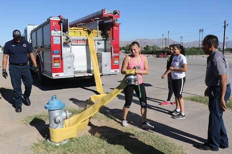 Registration Open for EP Fire Department Summer Youth Camp