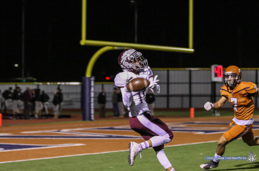 Story in Many Pics: Ysleta Ropes Riverside 32-21