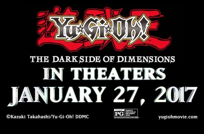 TNTM: Yu-Gi-Oh! The Dark Side of Dimensions