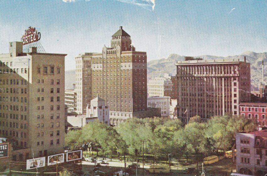 Texas Trost Society Announces Major Events for Downtown El Paso in October