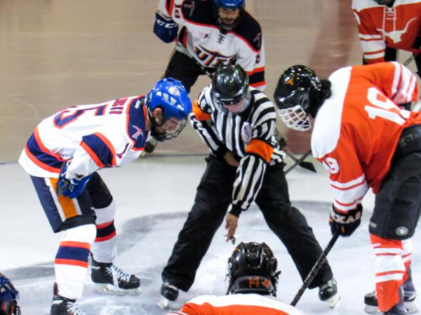 Ice Miners Improve to 15 -1 after Weekend Shutout of UT